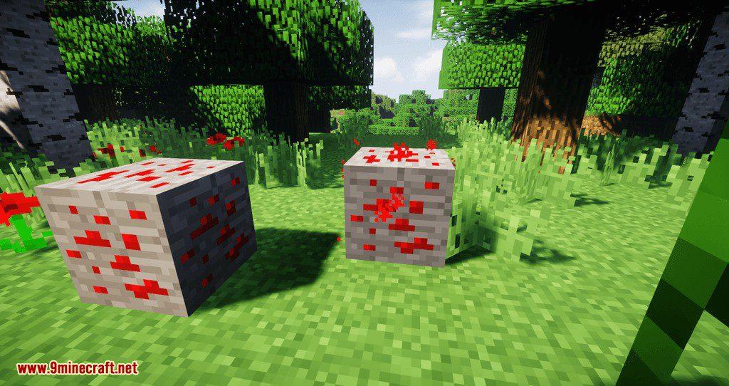 Mundane Redstone mod for minecraft 01