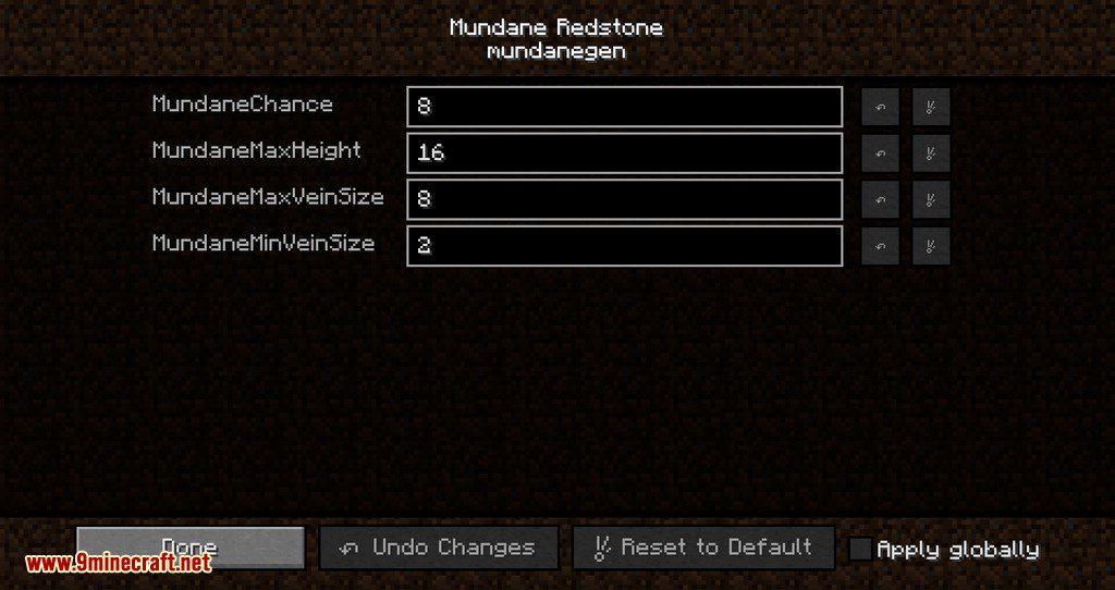 Mundane Redstone mod for minecraft 11