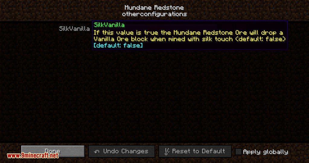 Mundane Redstone mod for minecraft 12