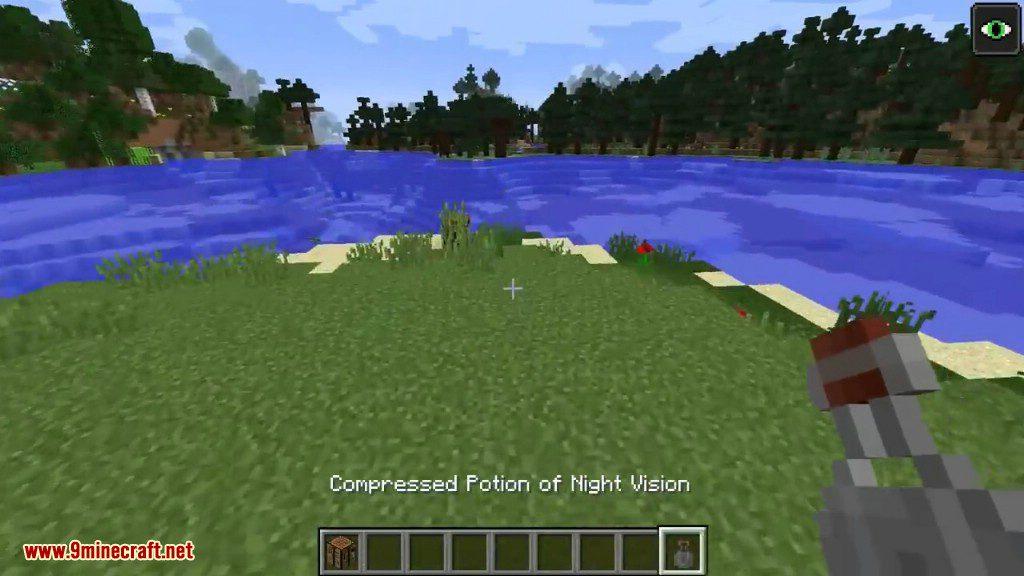 Not Enough Compression Mod Screenshots 4