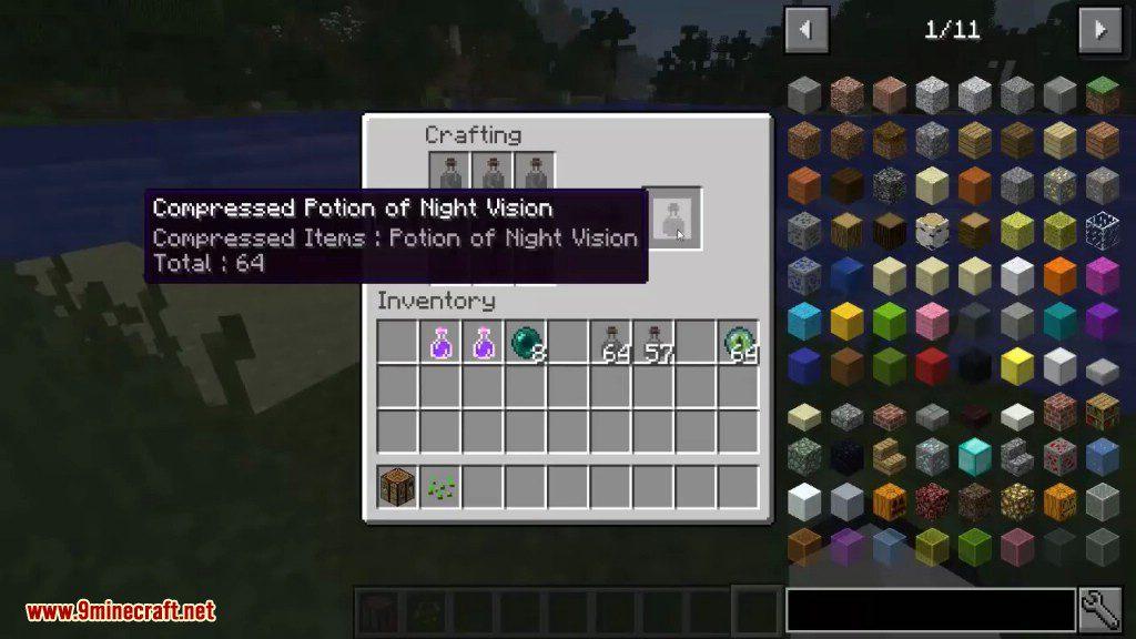 Not Enough Compression Mod Screenshots 5