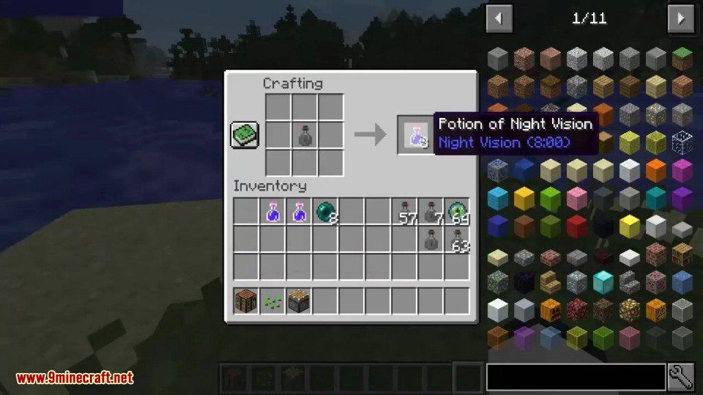 Not Enough Compression Mod Screenshots 6