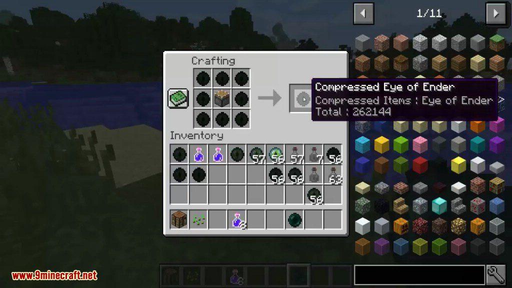 Not Enough Compression Mod Screenshots 8