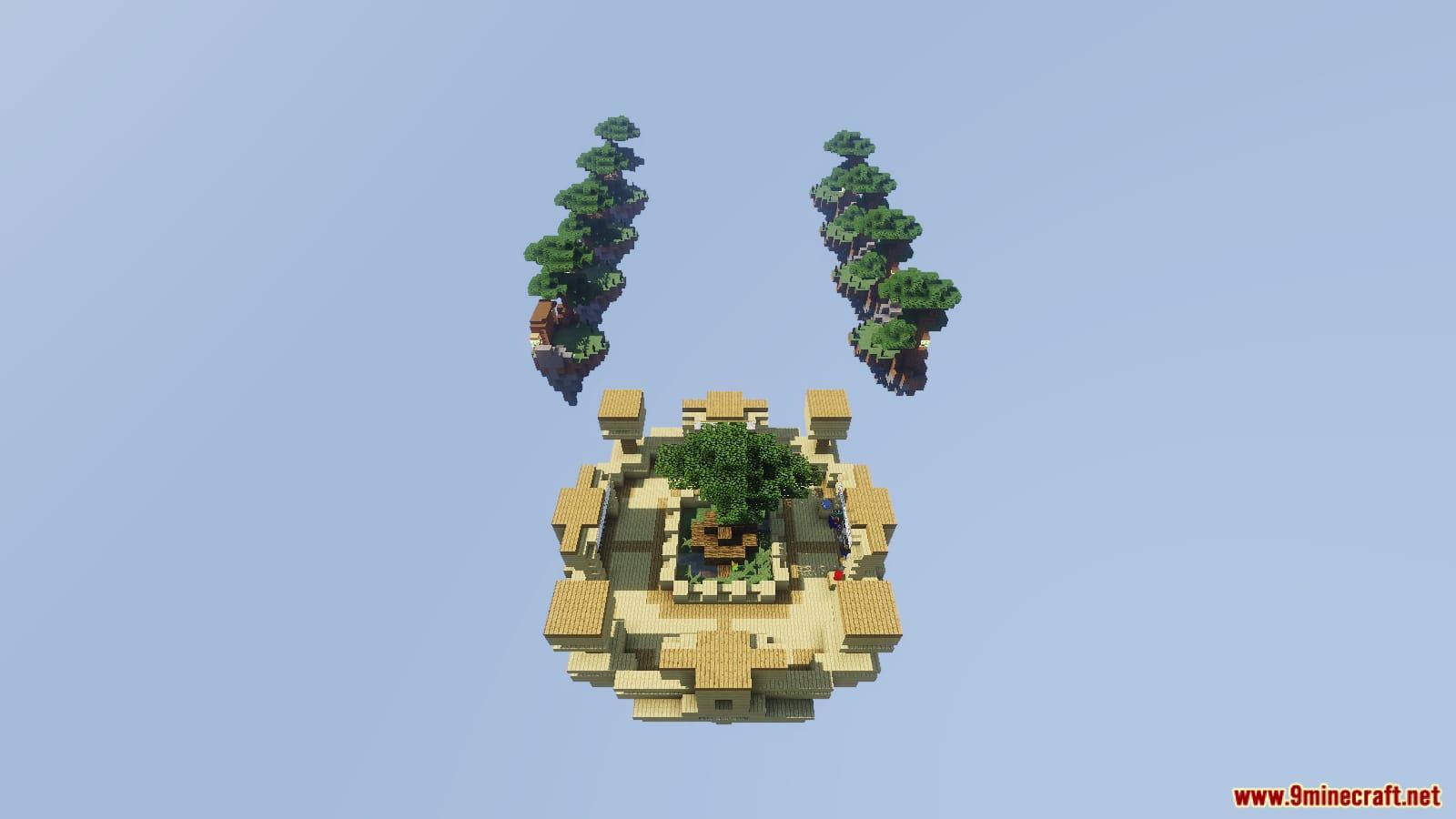 Puzzle Wars Map Screenshots 4