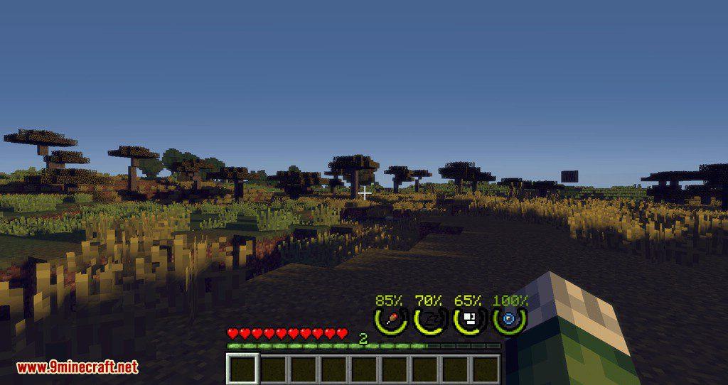 Real Survivor mod for minecraft 01