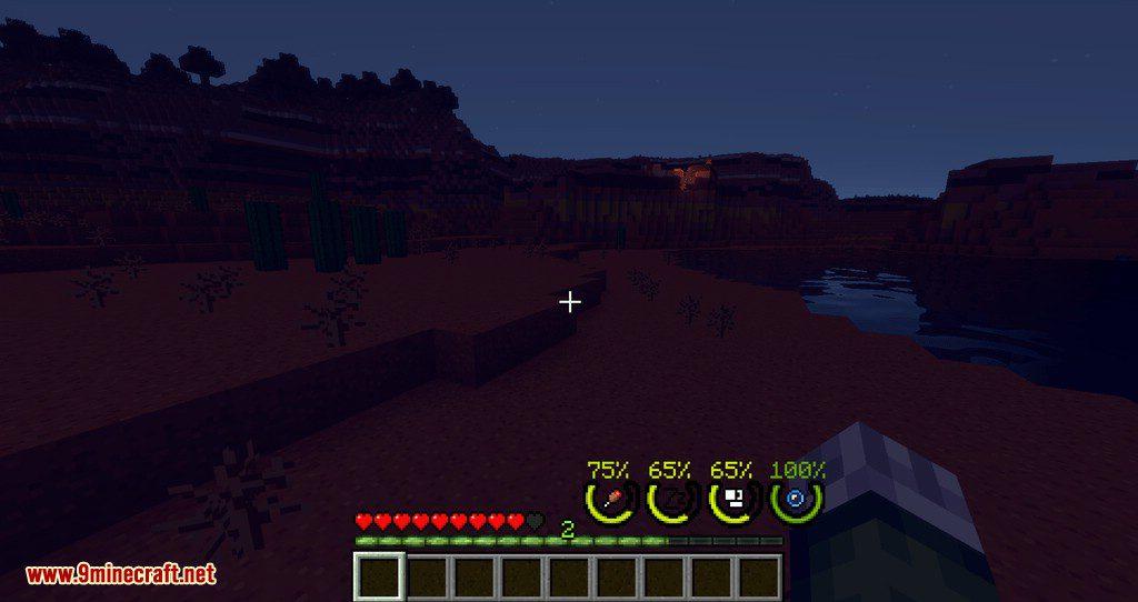 Real Survivor mod for minecraft 02
