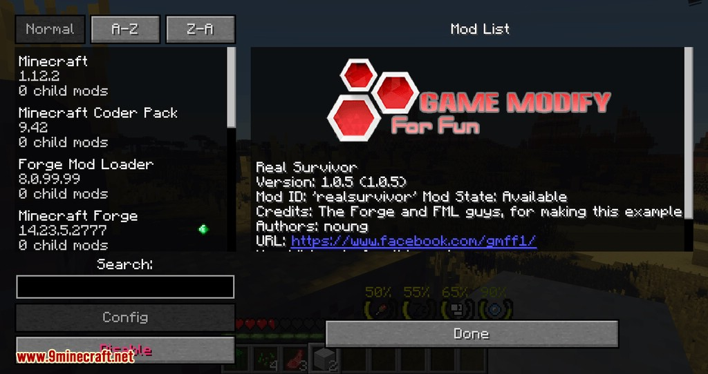 Real Survivor mod for minecraft 04