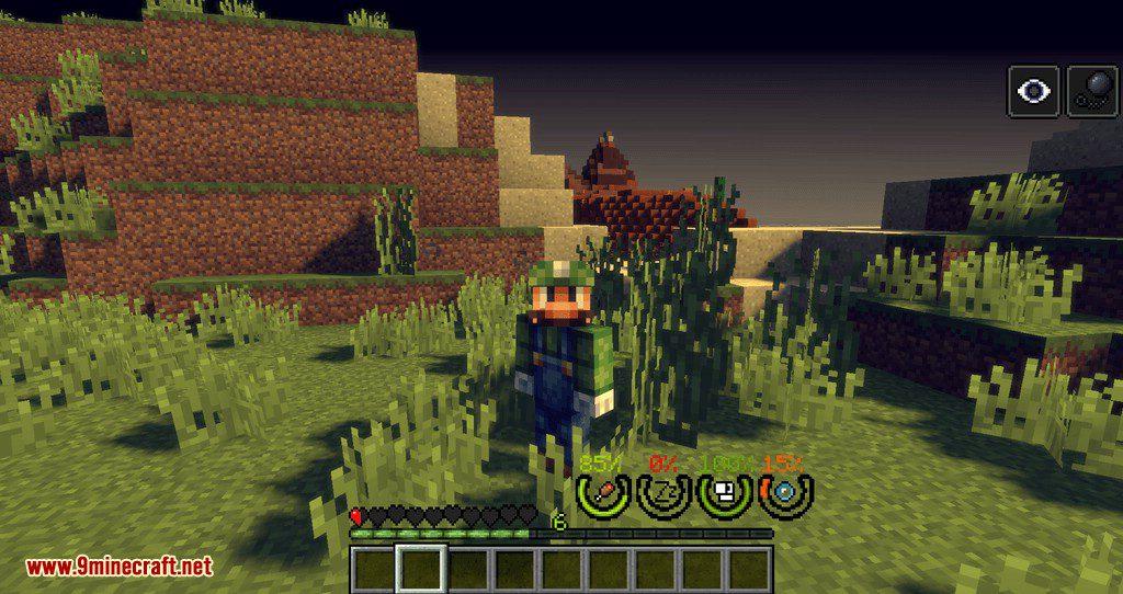 Real Survivor mod for minecraft 08