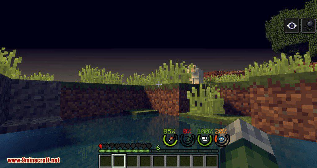 Real Survivor mod for minecraft 09