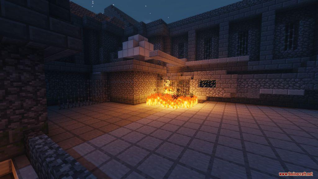 Resident Evil 3 Map Screenshots (12)