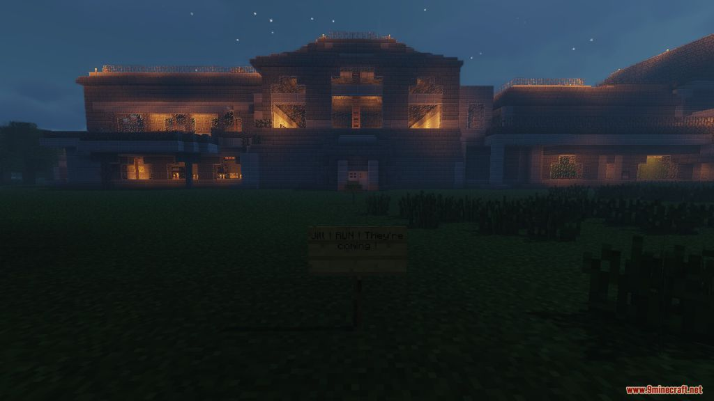 Resident Evil Map Screenshots (1)