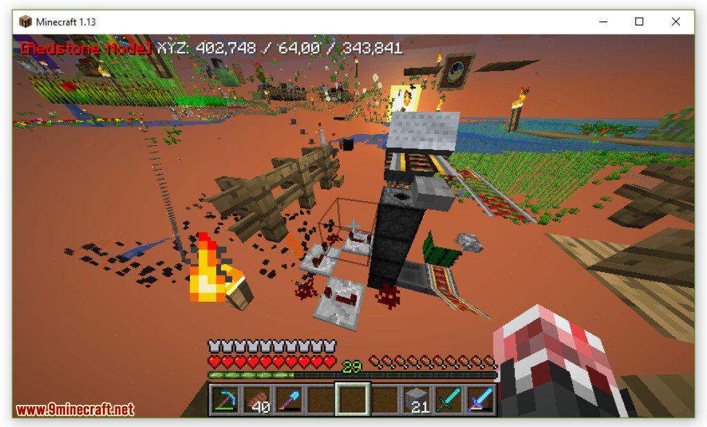 Rift Xray Mod Screenshots 3