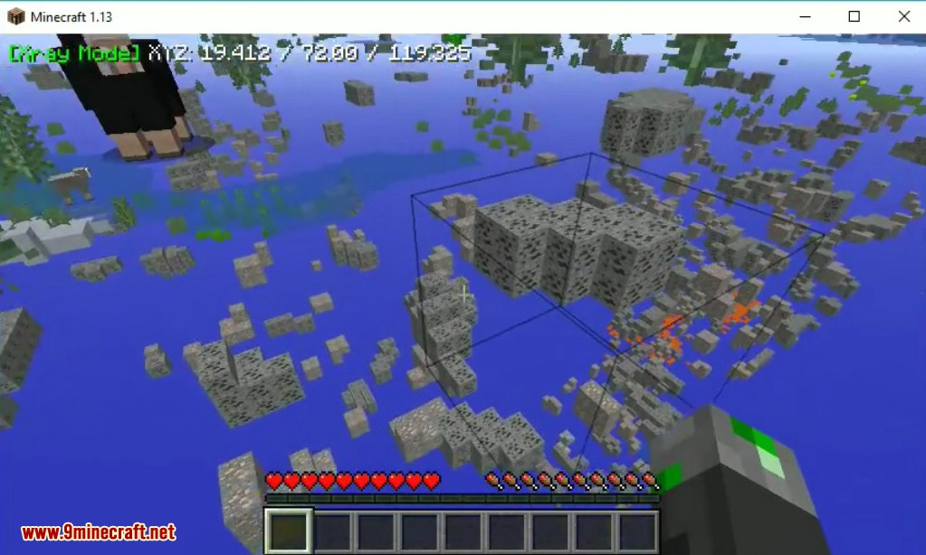 Rift Xray Mod Screenshots 8