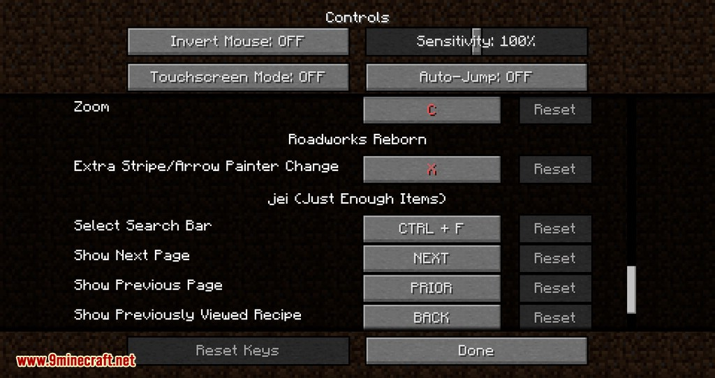 RoadWorks Reborn mod for minecraft 06