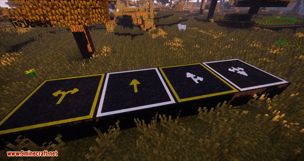 RoadWorks Reborn mod for minecraft 10