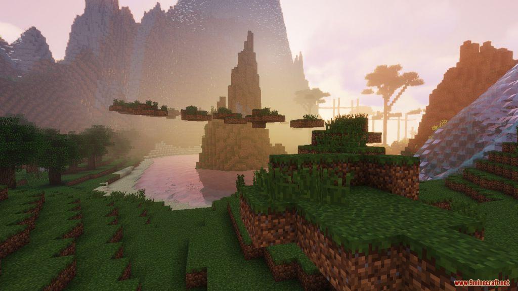 Scenic Parkour Map Screenshots (1)