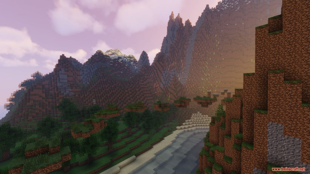 Scenic Parkour Map Screenshots (3)