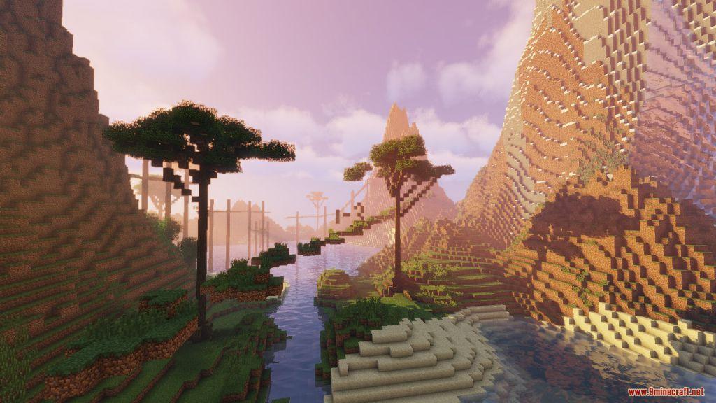Scenic Parkour Map Screenshots (4)