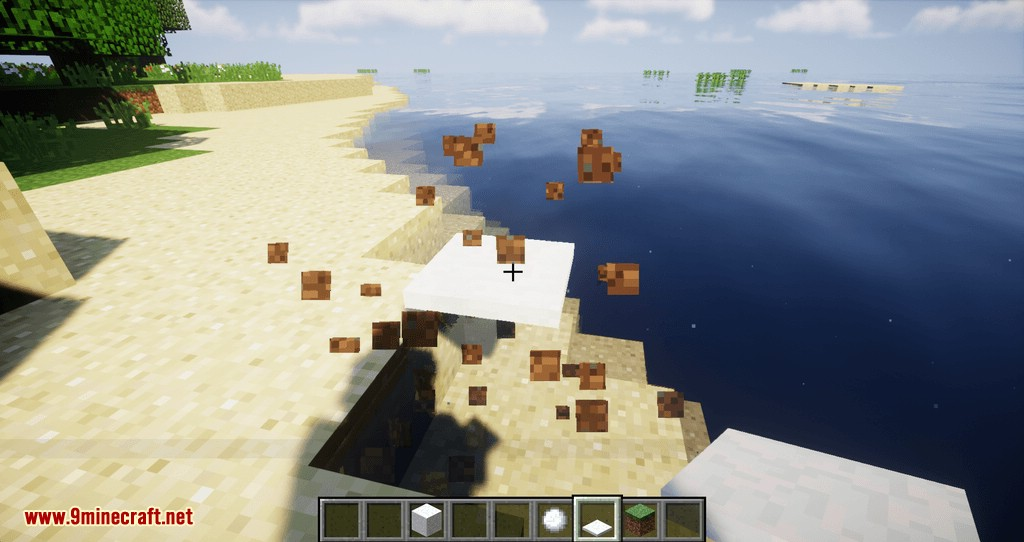 Snow Real Magic mod for minecraft 03