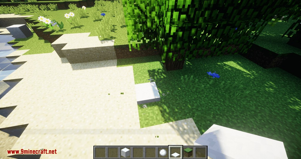 Snow Real Magic mod for minecraft 06
