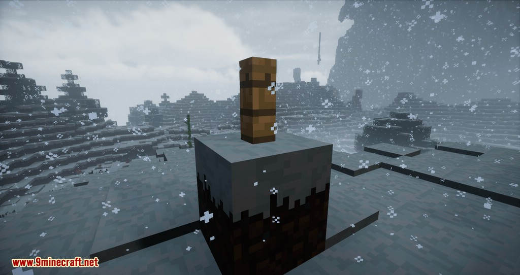 Snow Real Magic mod for minecraft 09
