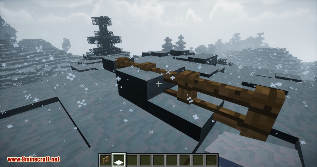 Snow Real Magic mod for minecraft 10