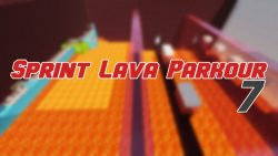 Sprint Lava Parkour 7 Map Thumbnail