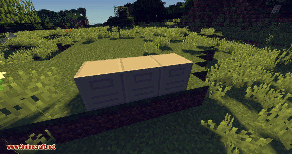 Storage Cabinet mod for minecraft 01