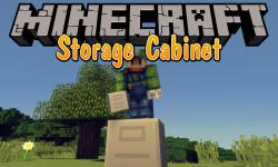 Storage Cabinet mod for minecraft logo