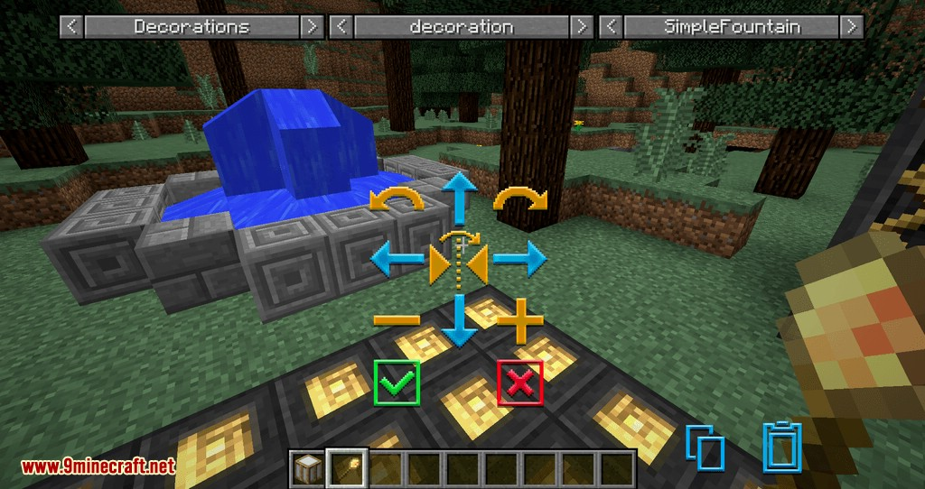 Structurize mod for minecraft 03
