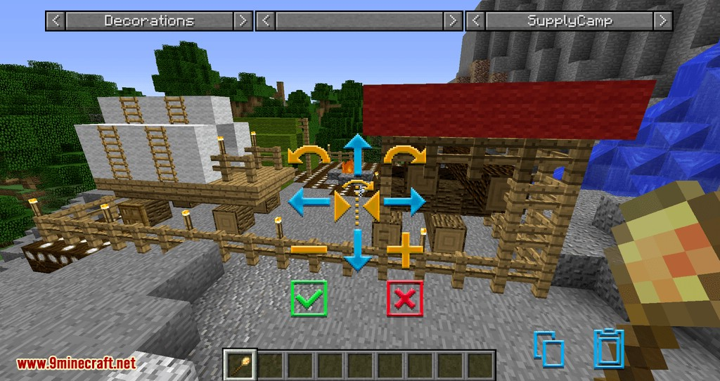 Structurize mod for minecraft 05
