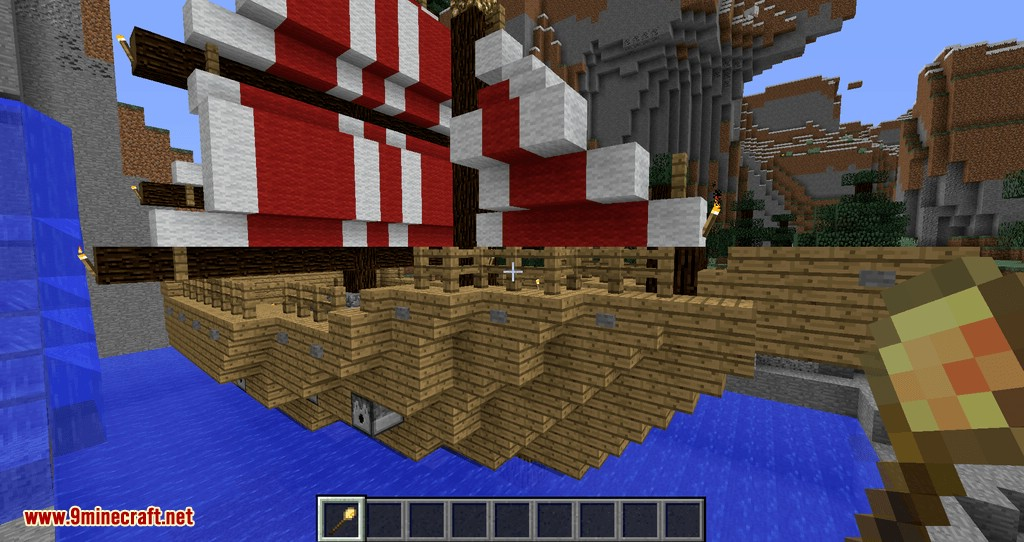 Structurize mod for minecraft 06