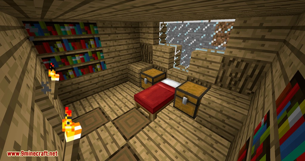 Structurize mod for minecraft 07