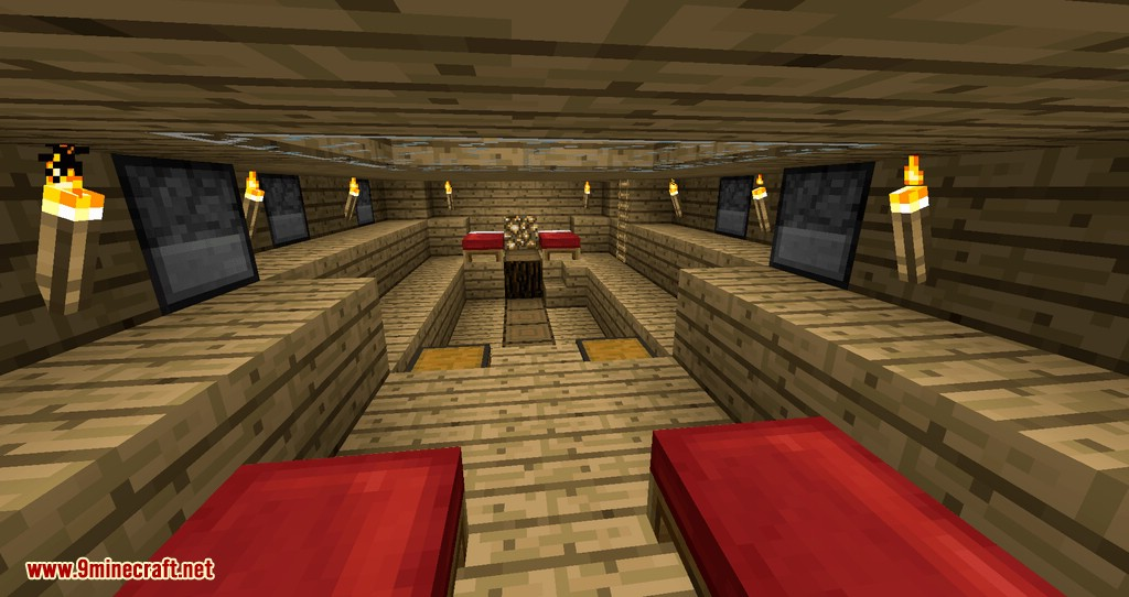 Structurize mod for minecraft 08