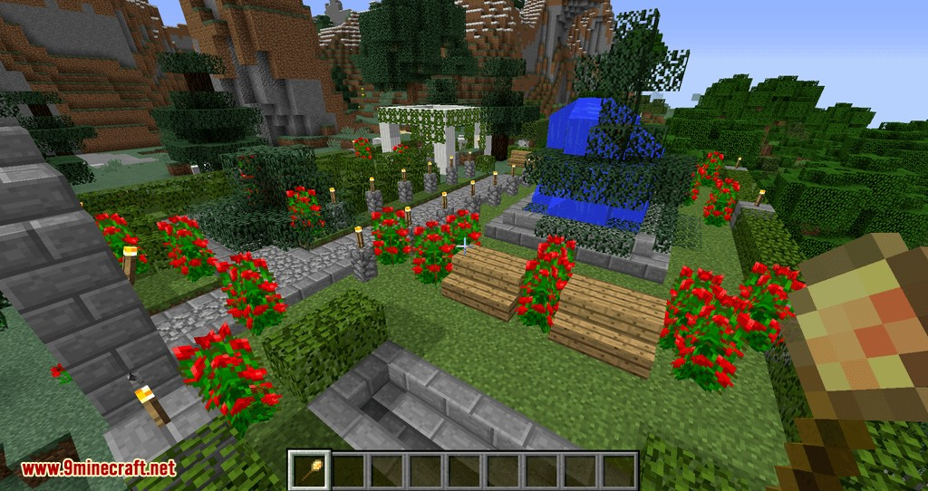 Structurize mod for minecraft 09