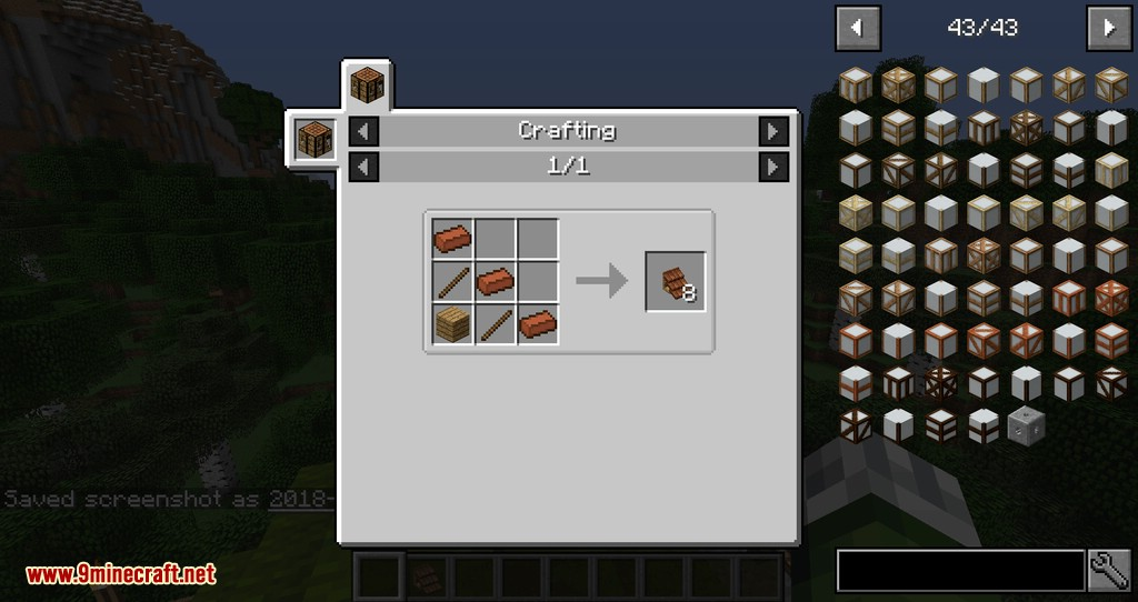 Structurize mod for minecraft 11