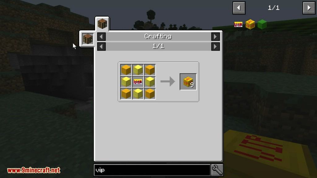 The Offhanded Gamers Mod Crafting Recipes 12
