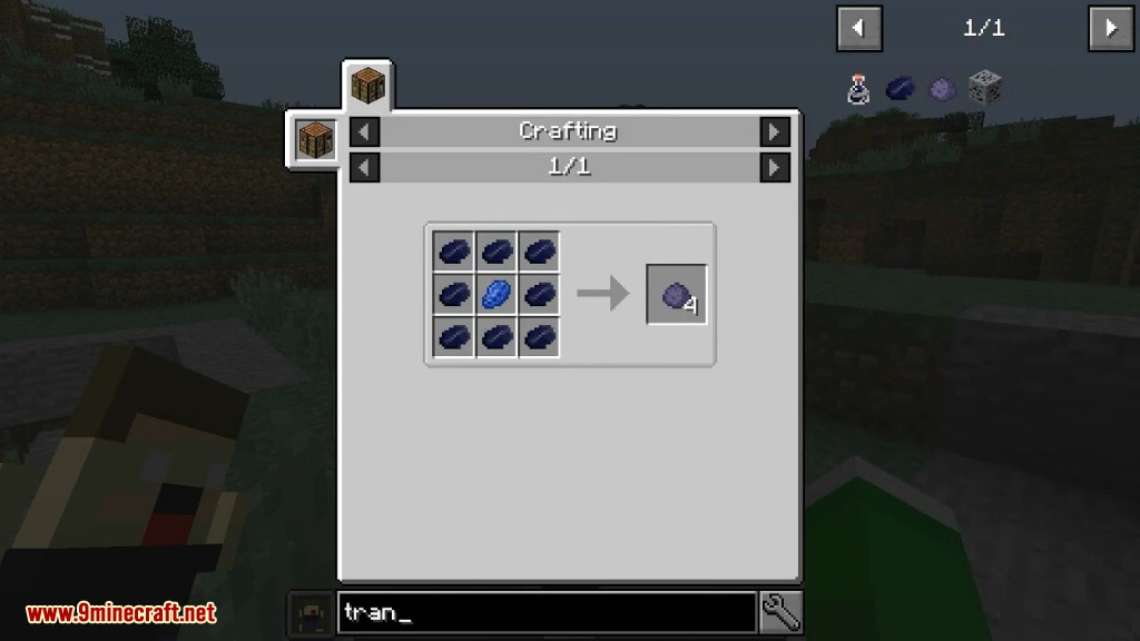 The Offhanded Gamers Mod Crafting Recipes 5