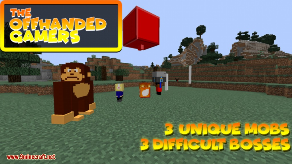 The Offhanded Gamers Mod Features 2