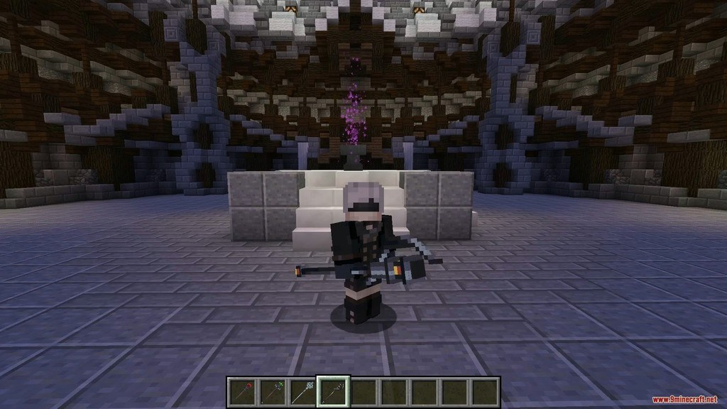 Transform Bows to Staves Resource Pack Screenshots 4