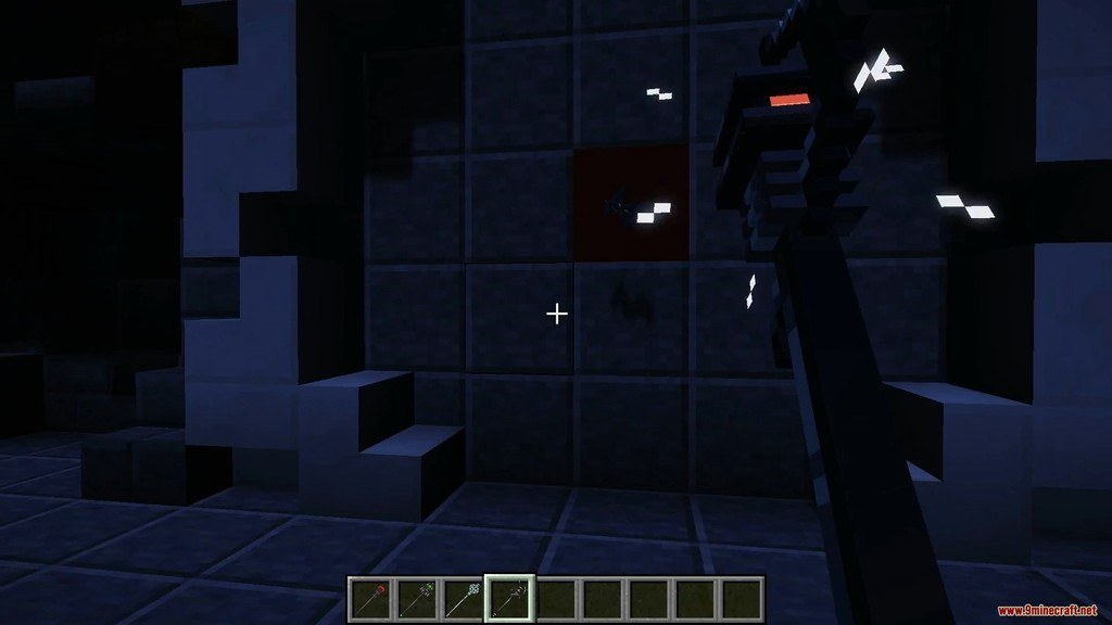 Transform Bows to Staves Resource Pack Screenshots 6