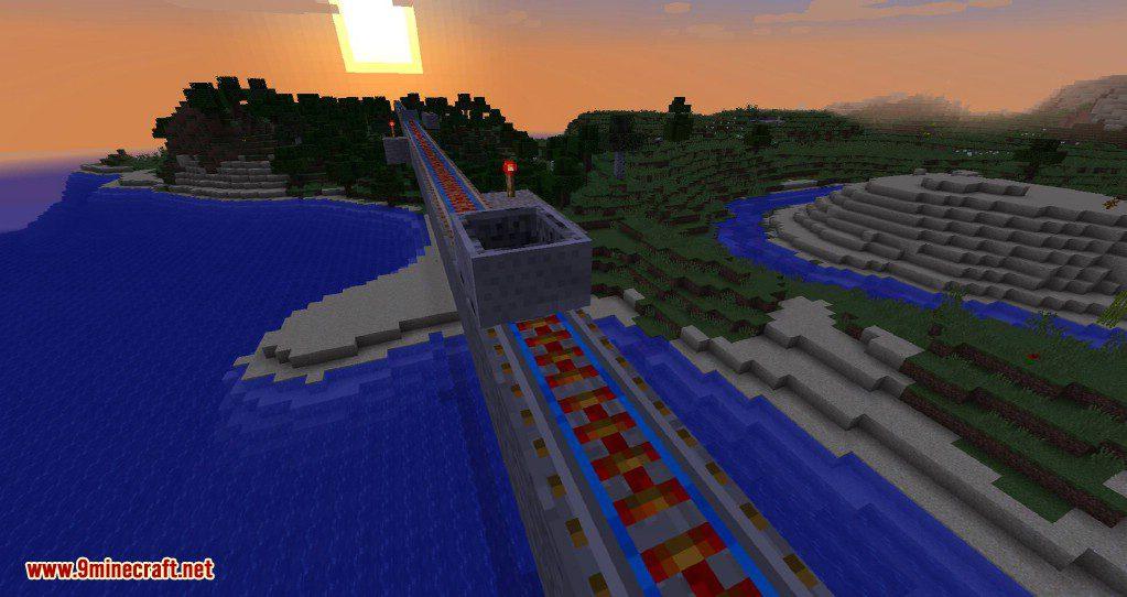 Useful Railroads Mod Screenshots 1