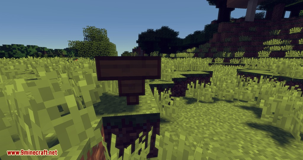 Whopper mod for minecraft 01