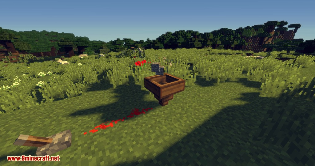 Whopper mod for minecraft 09