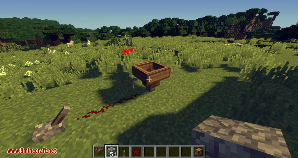 Whopper mod for minecraft 10