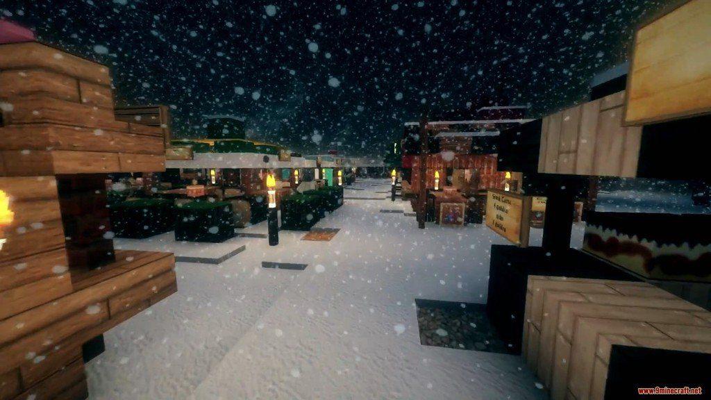 Winthor Winter Resource Pack Screenshots 1