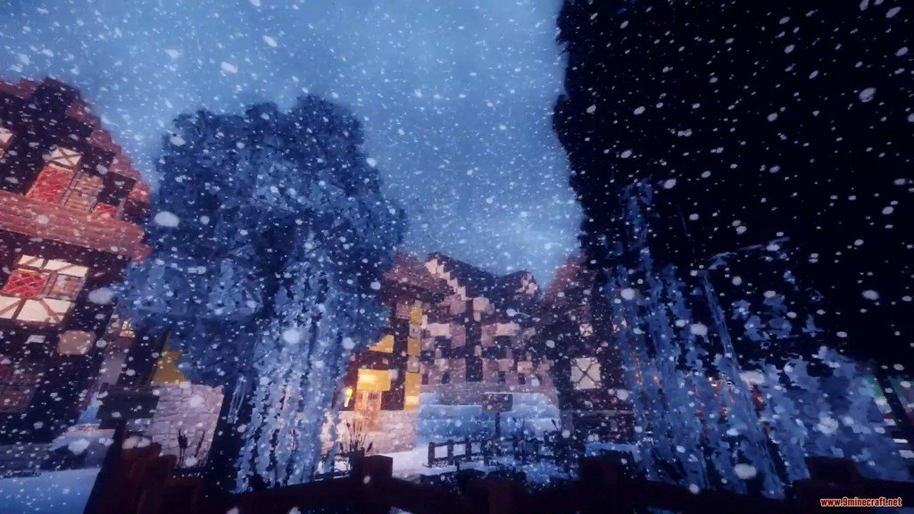 Winthor Winter Resource Pack Screenshots 3
