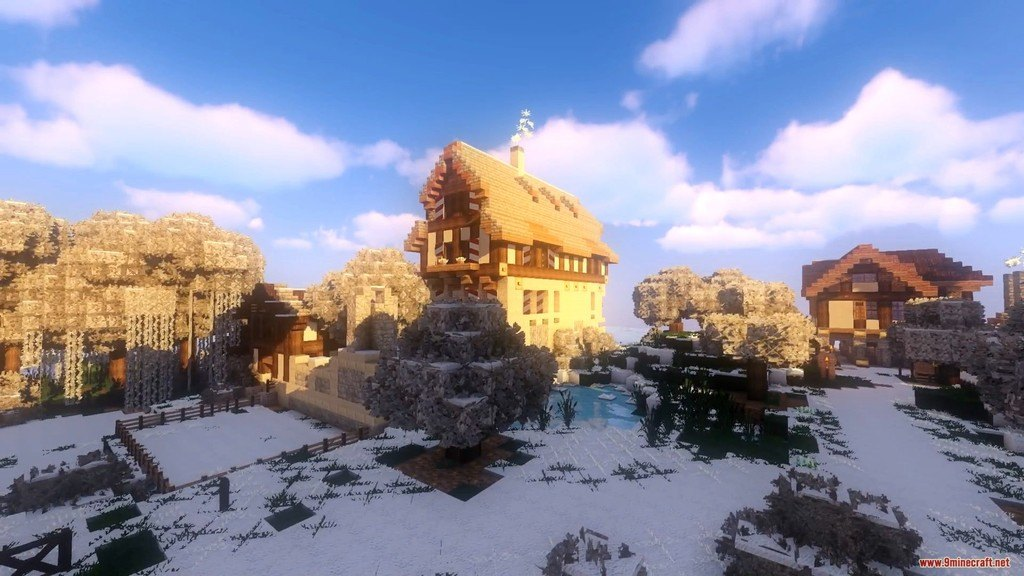 Winthor Winter Resource Pack Screenshots 4