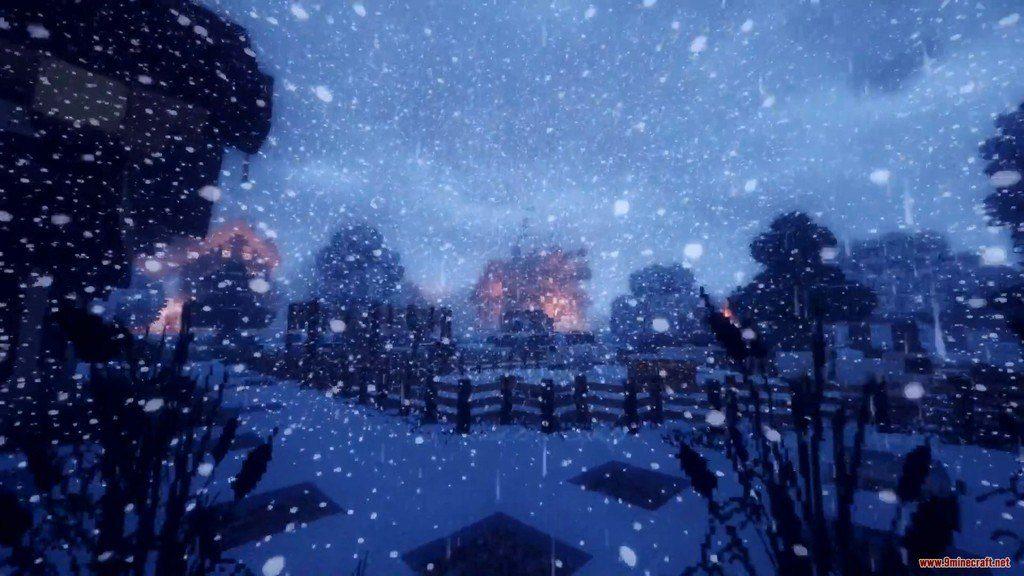 Winthor Winter Resource Pack Screenshots 5
