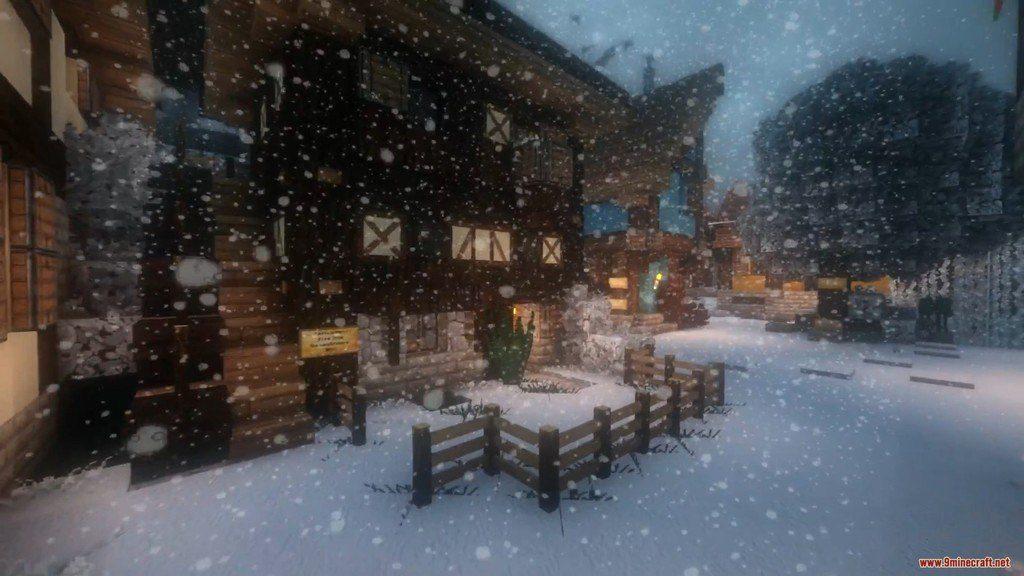 Winthor Winter Resource Pack Screenshots 7